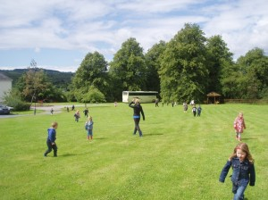 Kells Preschool trip to Croan